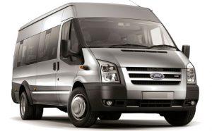 Alquiler minibus
