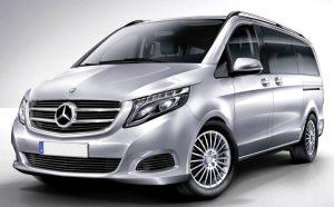 coche alquiler minibus mercedes vito