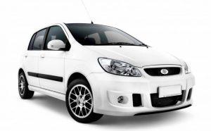 Alquiler coche compacto