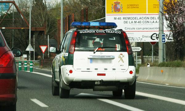 Las multas más comunes que sufren las furgonetas | Alquilar furgonetas en Madrid