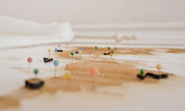 Planificar una ruta de transporte de mercancia | Alquiler de furgonetas en Madrid