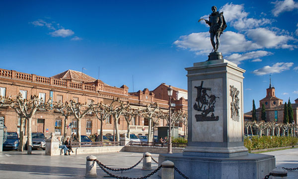 Moverse por Alcalá de Henares | Alquiler de furgonetas en Alcalá de Henares