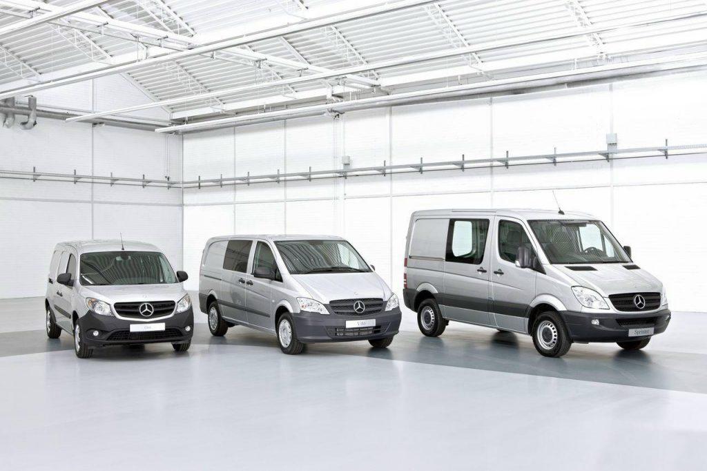 Alquiler furgonetas industriales Madrid