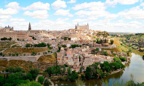 Descubre la España medieval (Toledo) | Alquiler de furgonetas en Madrid
