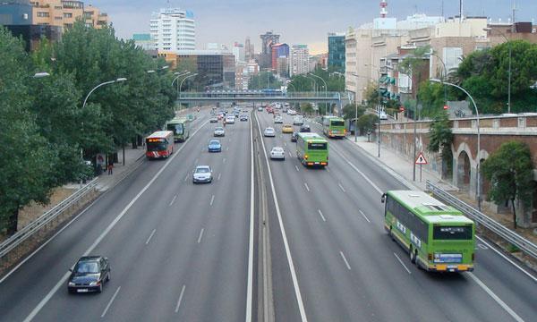 Movilidad en la empresa | Alquiler furgonetas las rozas